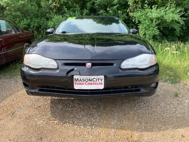 2003 Chevrolet Monte Carlo SS Car