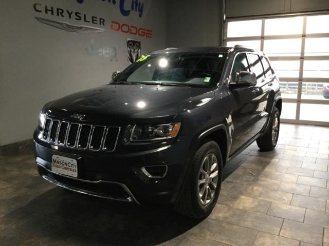 2015 Jeep Grand Cherokee 4WD 4dr Limited Sport Utility