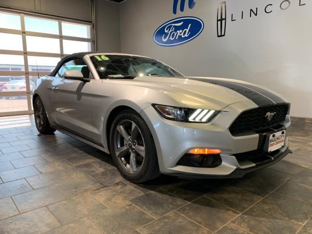2016 Ford Mustang 2dr Conv V6 Convertible
