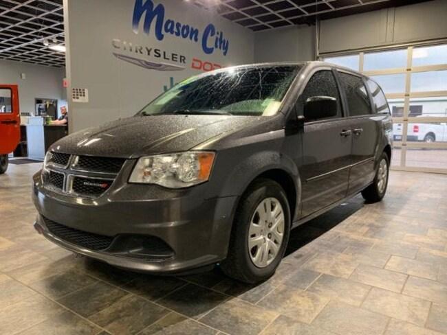 2017 Dodge Grand Caravan SE Wagon Mini-van, Passenger