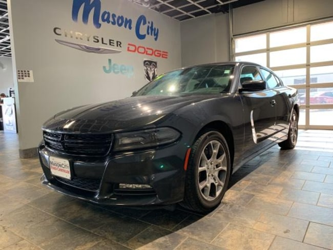 2016 Dodge Charger 4dr Sdn SXT AWD Car