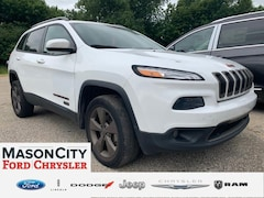 2016 Jeep Cherokee 4WD 4dr 75th Anniversary Sport Utility
