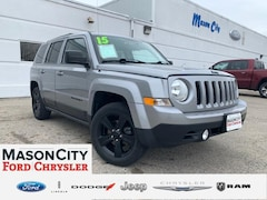 2015 Jeep Patriot FWD 4dr Altitude Edition Sport Utility