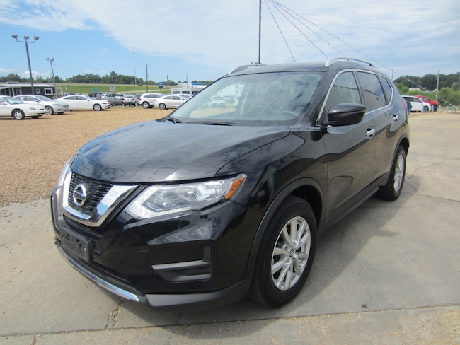 2017 Nissan Rogue SV Utility Vehicle