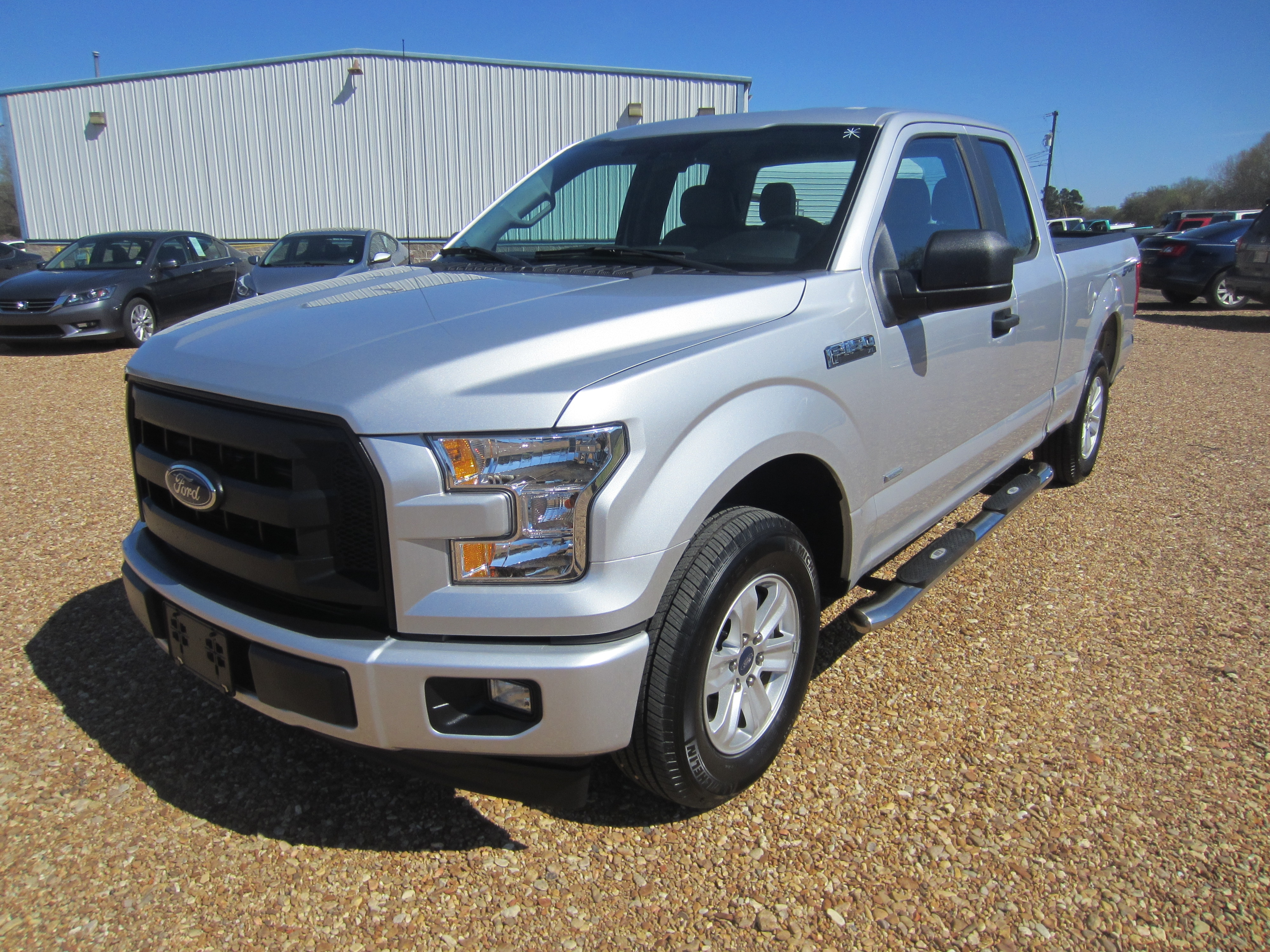 2017 Ford F150 XL Supercab Pick UP