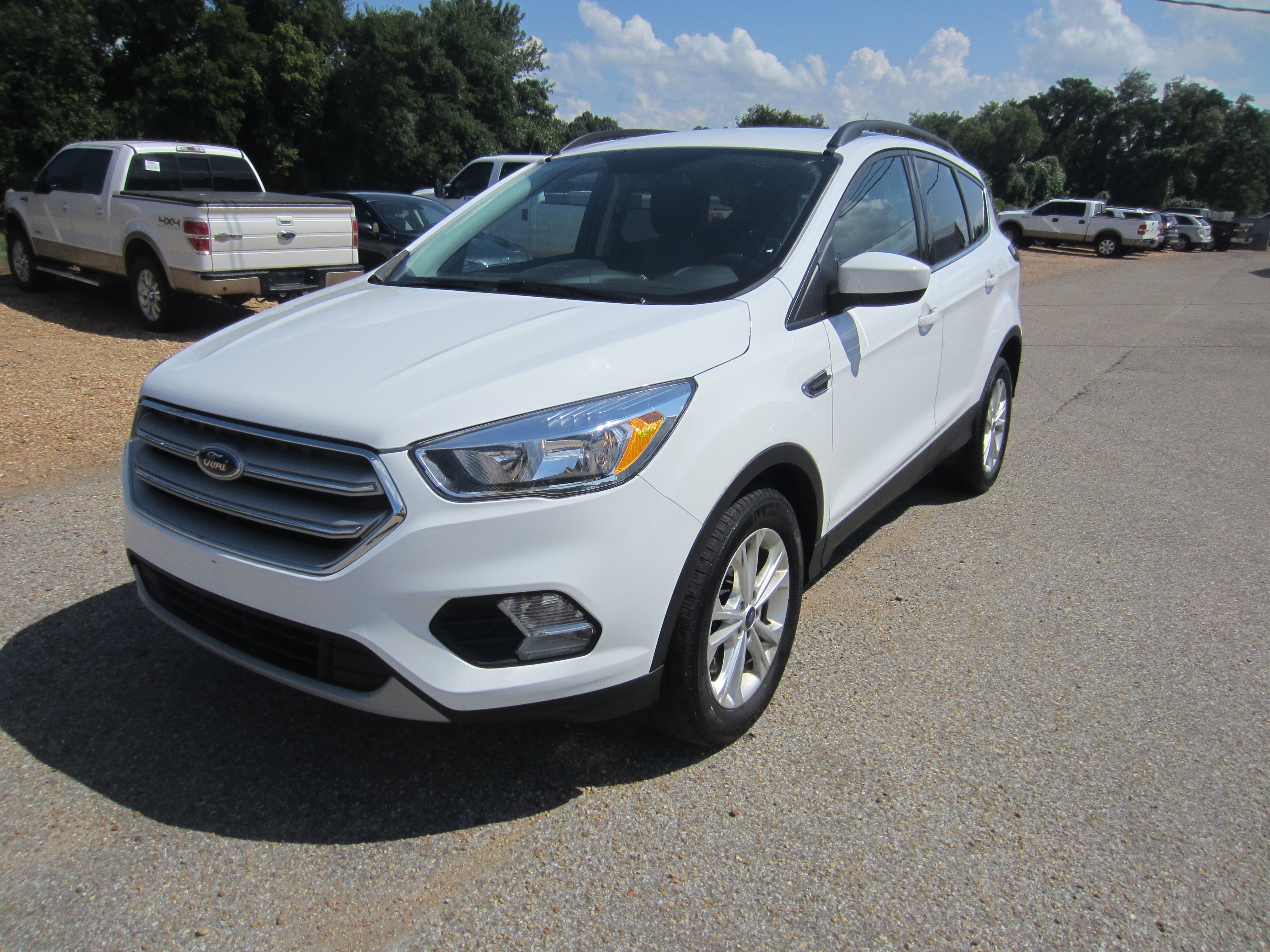 2018 Ford Escape SE Utility Vehicle