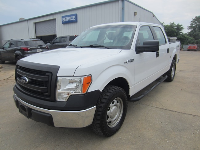 2014 Ford F150 Supercrew 4X4 PK