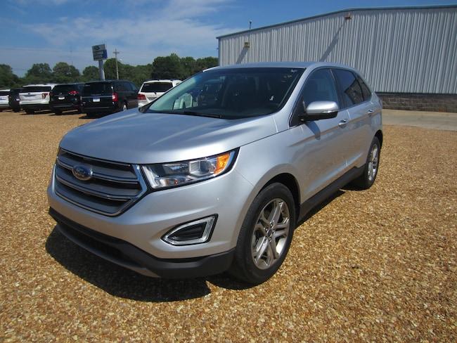 2017 Ford Edge Titanium Utility Vehicle