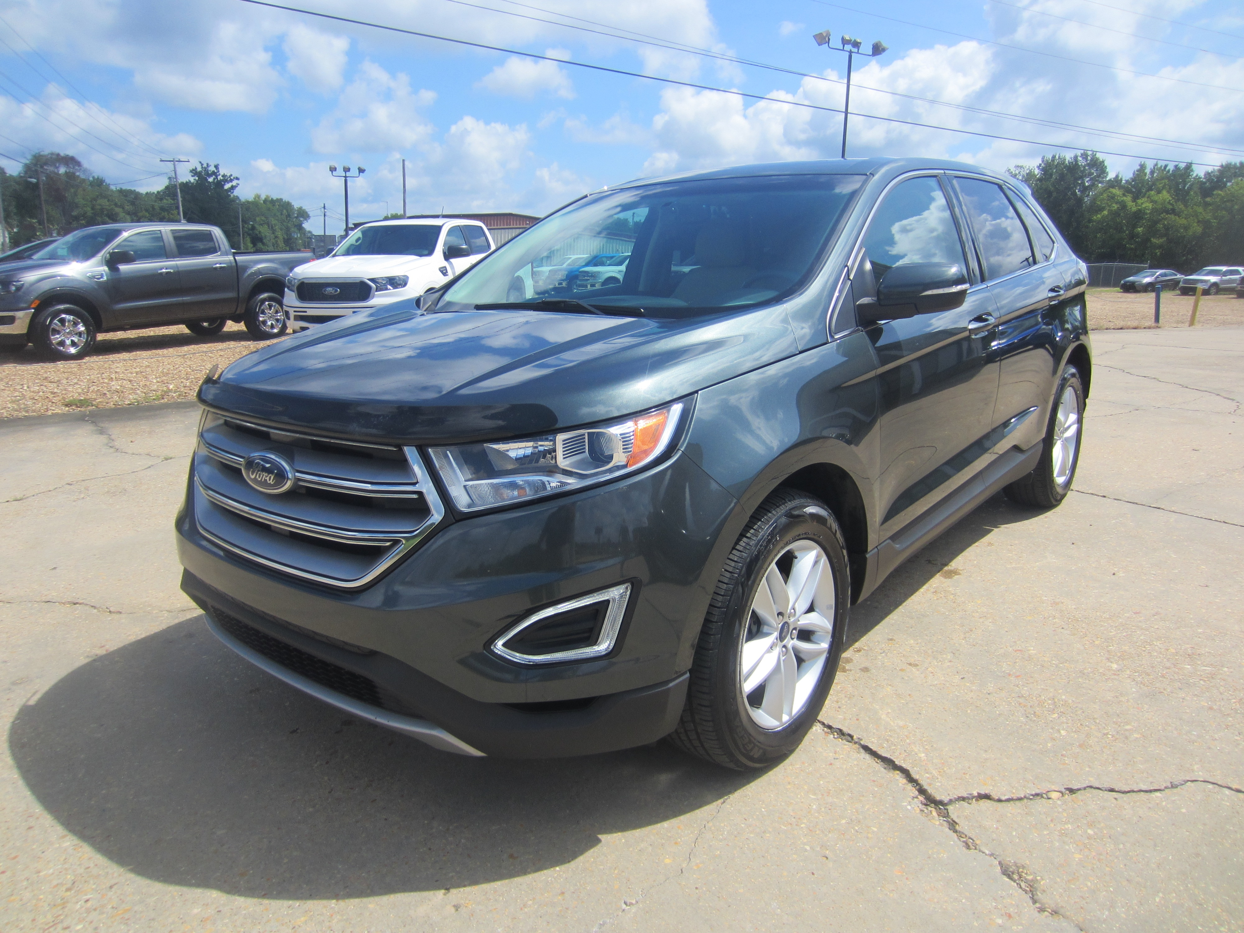 2015 Ford Edge SEL Utility Vehicle