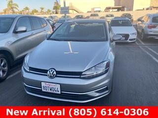 2018 Volkswagen Golf TSI Hatchback