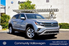2021 Volkswagen Atlas Cross Sport 2.0T S 4MOTION SUV