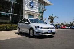 2019 Volkswagen Golf SportWagen 1.8T S 4MOTION Wagon