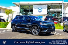 2020 Volkswagen Atlas Cross Sport 3.6L V6 SE w/Technology R-Line 4MOTION SUV