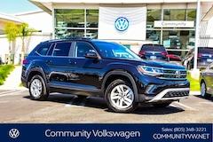 2021 Volkswagen Atlas 2.0T S 4MOTION SUV