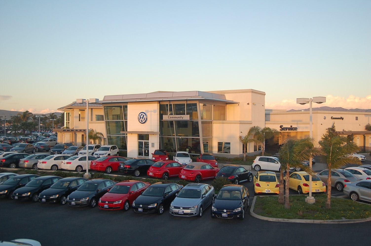 Santa Maria Car Dealerships >> About Community Volkswagen   A Volkswagen Dealership in Santa Maria