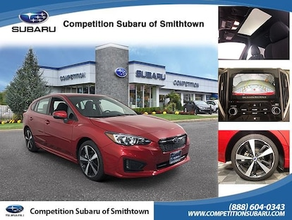 Used 2018 Subaru Impreza AUTO For Sale in St James NY