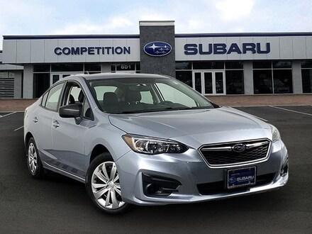 Featured Used 2019 Subaru Impreza 2.0i Sedan for Sale near Smithtown, NY