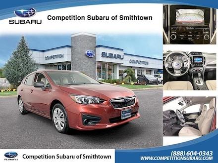 Featured Used 2019 Subaru Impreza 2.0i Hatchback for Sale near Smithtown, NY