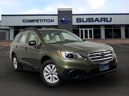 Featured Used 2017 Subaru Outback 2.5i SUV for Sale near Smithtown, NY