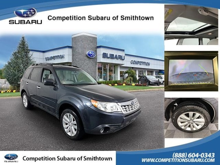 Used 2011 Subaru Forester 2.5X SUV DYNAMIC_PREF_LABEL_AUTO_USED_DETAILS_INVENTORY_DETAIL1_ALTATTRIBUTEAFTER