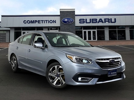 Featured Used 2020 Subaru Legacy Limited Sedan for Sale near Smithtown, NY