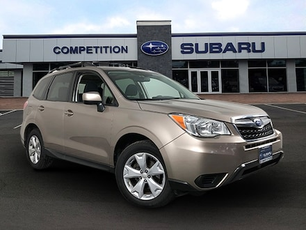 Featured Used 2015 Subaru Forester 2.5i Premium SUV for Sale near Smithtown, NY