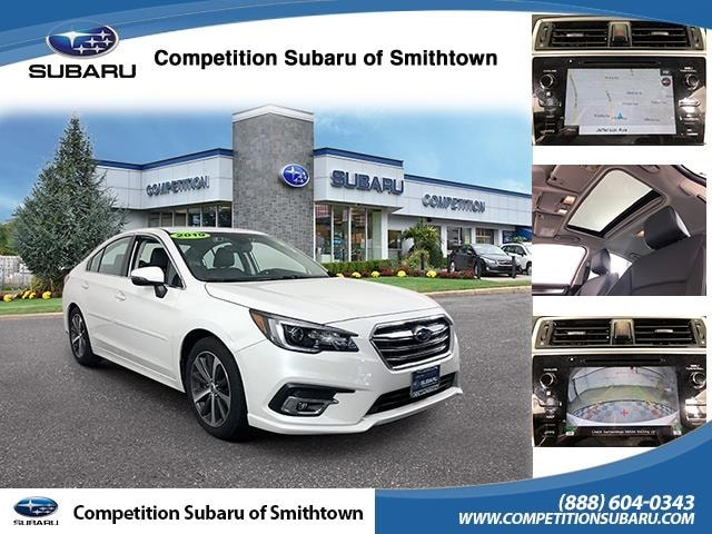 Featured Used 2019 Subaru Legacy 2.5i Sedan for Sale near Smithtown, NY