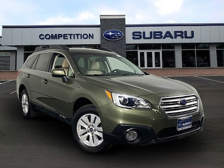 Featured Used 2017 Subaru Outback 2.5i Premium SUV for Sale near Smithtown, NY