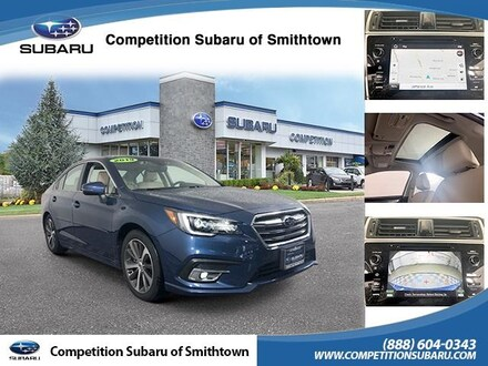 Featured Used 2019 Subaru Legacy 2.5i Limited Sedan for Sale near Smithtown, NY