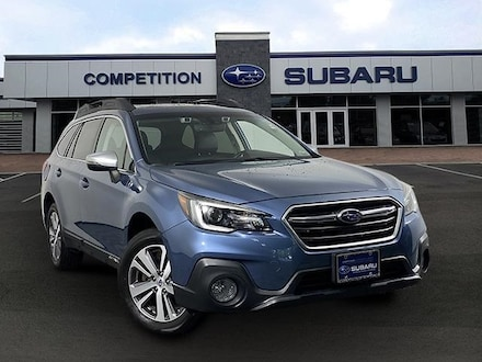 Featured Used 2018 Subaru Outback 2.5i Limited SUV for Sale near Smithtown, NY