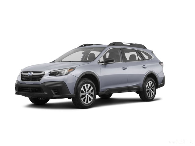 2020 Subaru Outback vs. 2020 Honda CR-V