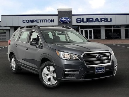 Featured Used 2019 Subaru Ascent Base SUV for Sale near Smithtown, NY