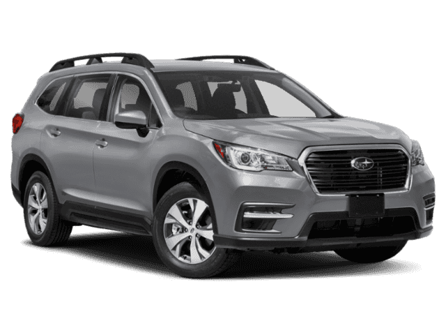 2020 Subaru Ascent vs. 2020 Chevrolet Trax