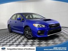 New Subaru 2020 Subaru WRX Base Trim Level Sedan JF1VA1A60L9808737 for Sale in St James, NY