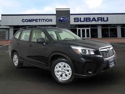 Featured Used 2020 Subaru Forester Base SUV for Sale near Smithtown, NY