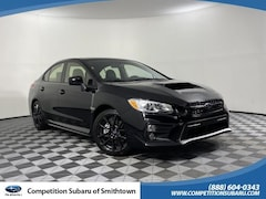 New Subaru 2020 Subaru WRX Premium Sedan JF1VA1C60L9808654 for Sale in St James, NY