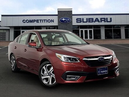 Featured Used 2021 Subaru Legacy Limited Sedan for Sale near Smithtown, NY