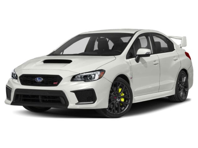 2020 Subaru WRX vs. 2020 Honda Fit