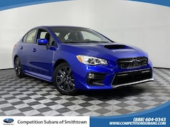 New Subaru 2020 Subaru WRX Base Trim Level Sedan JF1VA1A62L9813633 for Sale in St James, NY
