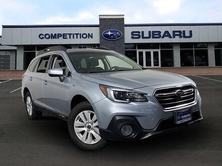 Featured Used 2018 Subaru Outback 2.5i Premium SUV for Sale near Smithtown, NY
