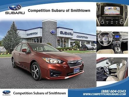 Featured Used 2019 Subaru Impreza 2.0i Premium Hatchback for Sale near Smithtown, NY