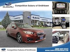 2019 Subaru Impreza 2.0i Premium Hatchback