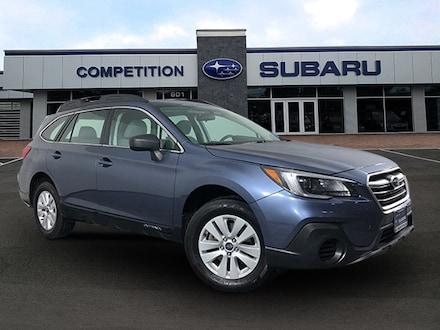 Featured Used 2018 Subaru Outback 2.5i SUV for Sale near Smithtown, NY