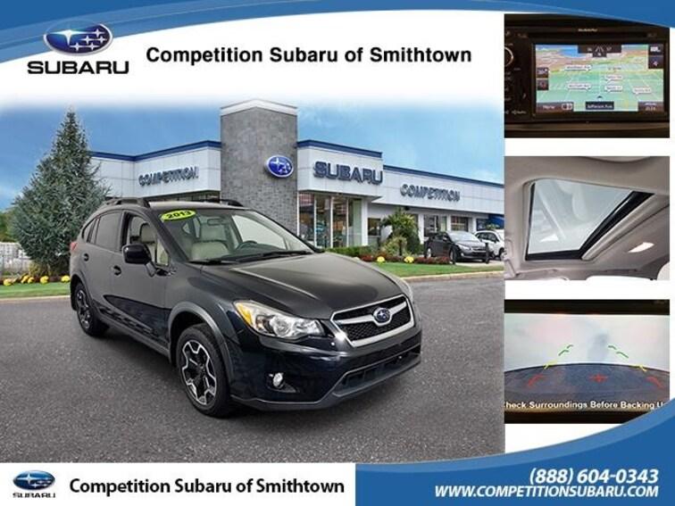 Used 2013 Subaru XV Crosstrek 2.0i Limited SUV DYNAMIC_PREF_LABEL_AUTO_USED_DETAILS_INVENTORY_DETAIL1_ALTATTRIBUTEAFTER