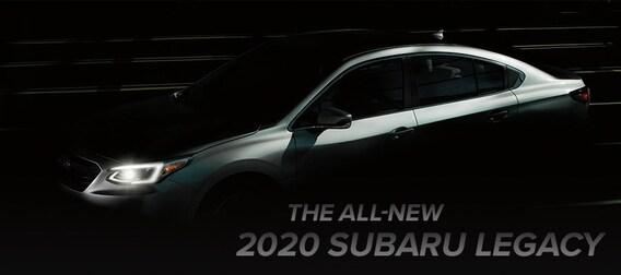 New 2020 Subaru Legacy | Competition Subaru of Smithtown
