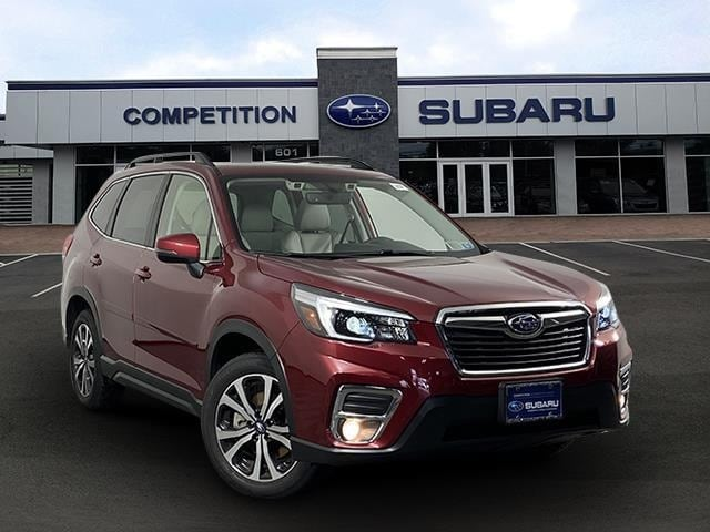 Used Subaru Forester St James Ny