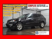 2014 Chevrolet Traverse 1LT AWD 4x4 LT *2 Toits Ouvrant/Panoramique, Camera VUS