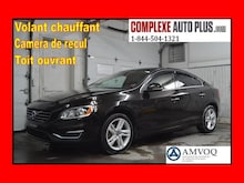 2015 Volvo S60 T5 AWD 4x4 Premier Plus *Cuir, Toit, Camera Sedan