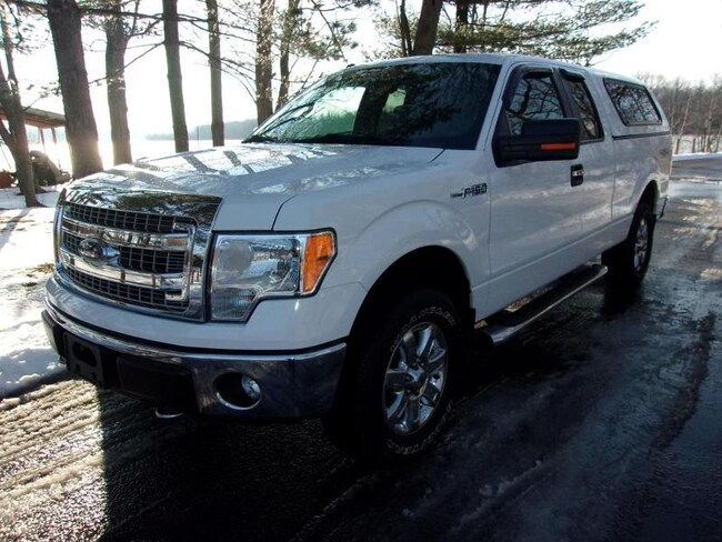 2013 Ford F-150 XLT Extended Cab Long Bed Truck