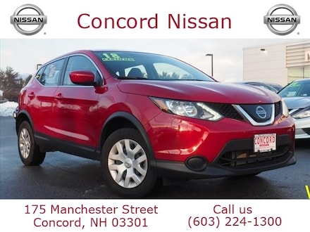 2018 Nissan Rogue Sport S AWD S  Crossover